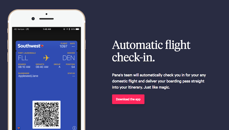Illustration for article titled Pana Is a Collaborative Travel Planning App With Automatic Flight Check-In