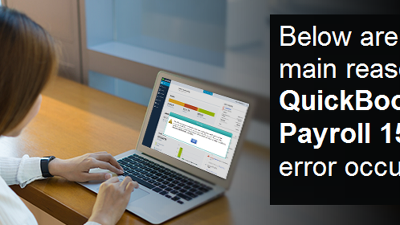 How to fix QuickBooks Payroll Error 15276?