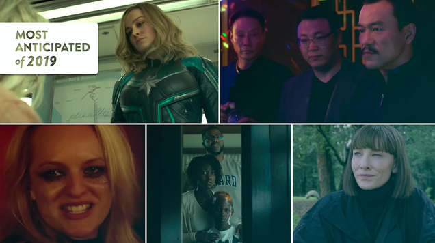 The A.V. Club's 25 most anticipated movies of 2019