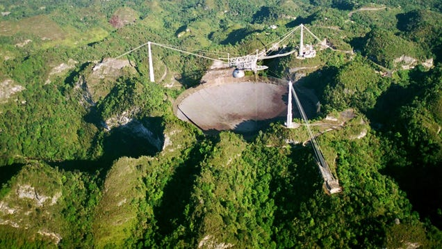 US Government to Continue Funding Hurricane-Stricken Puerto Rican Telescope
