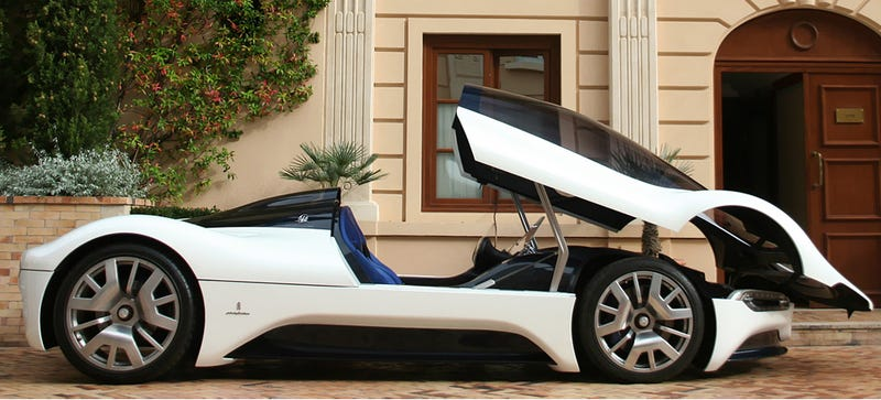 Canopy Roofs Will Always Be Cool - Cool car doors