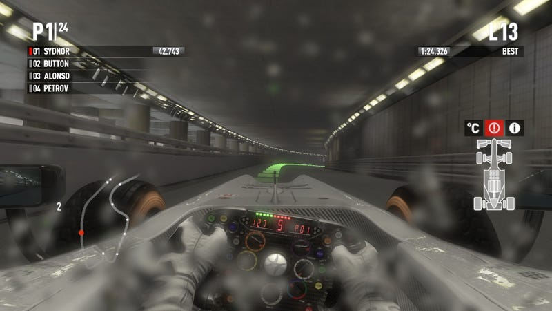 Illustration for article titled Just fired up F12011 for the first time in awhile