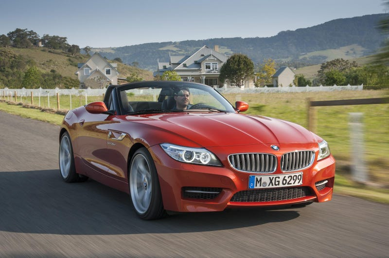 Illustration for article titled The 2014 BMW Z4 Adds A Bimmerang And Not Much Else