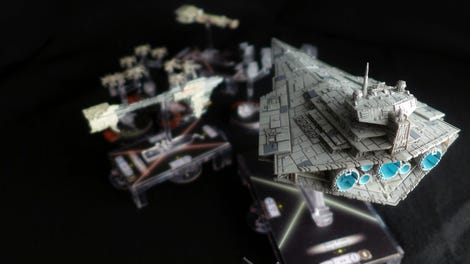 Oh No, I Got Sucked Into the X-Wing Tabletop Game