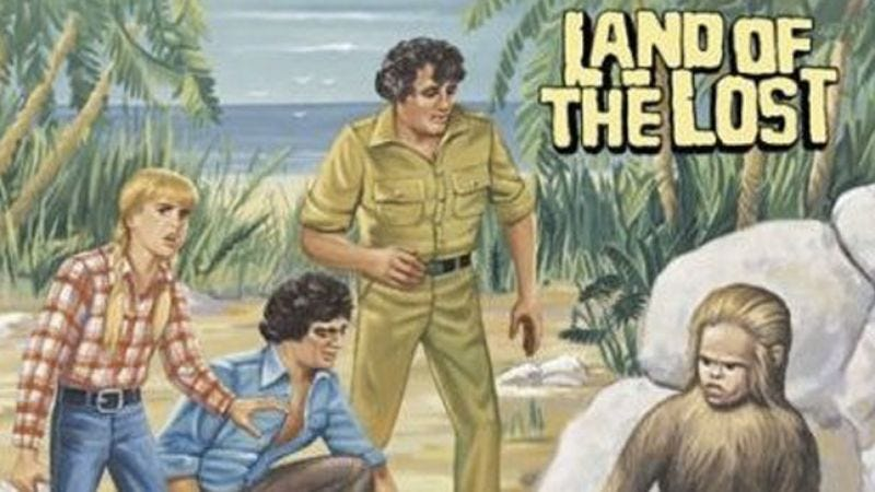 """Illustration for article titled Land Of The Lost, """"Album"""""""