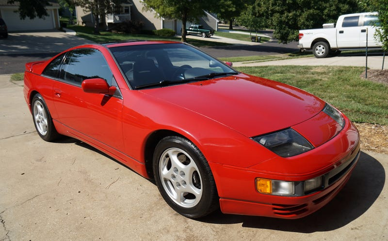 Illustration for article titled My 300ZX Twin Turbo Just Gave Me A Free Pass