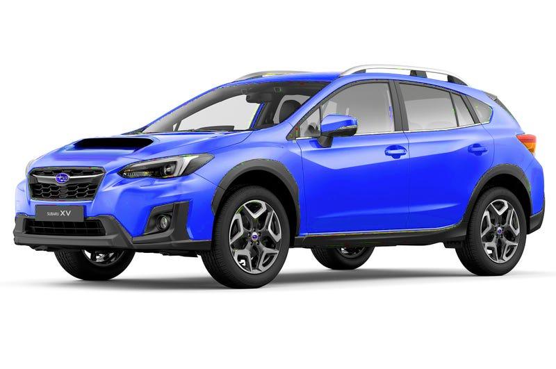 A Subaru Crosstrek Wrx Would Make A Ton Of Sense And Probably Print
