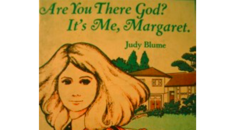 Illustration for article titled Husband Accidentally Throws Out 'Irreplaceable' Judy Blume Book