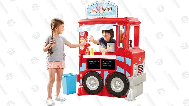 Little Tikes 2-in-1 Food Truck | $99 | Walmart and Amazon