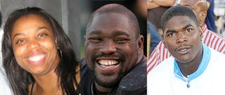 "Illustration for article titled According to Jemele Hill, Warren Sapp Deserves a Pounding for Keyshawn ""Bitch"" Comment"