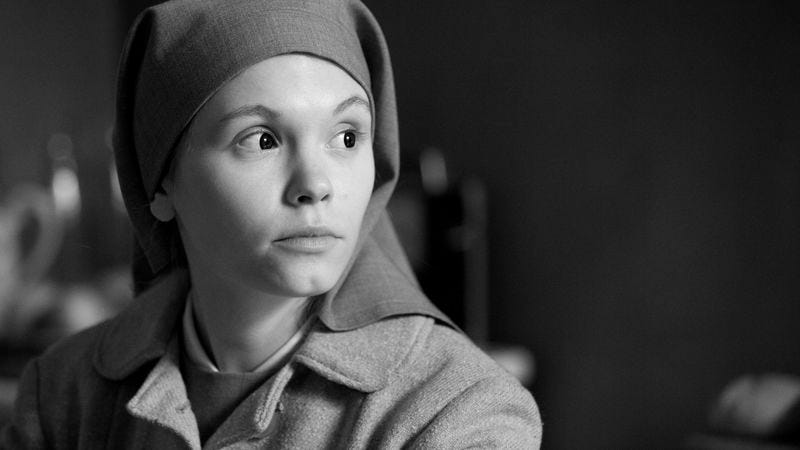 Illustration for article titled A young nun discovers who she really is in Pawel Pawlikowski's artful Ida