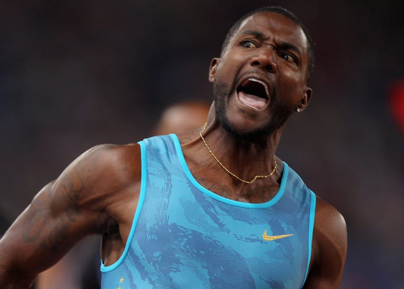 Illustration for article titled Justin Gatlin Doesn't Owe You Anything