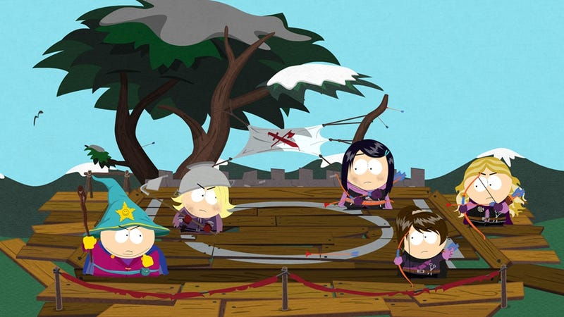 Illustration for article titled Xbox Live Listing Outs the South Park RPG's Name: The Stick of Truth