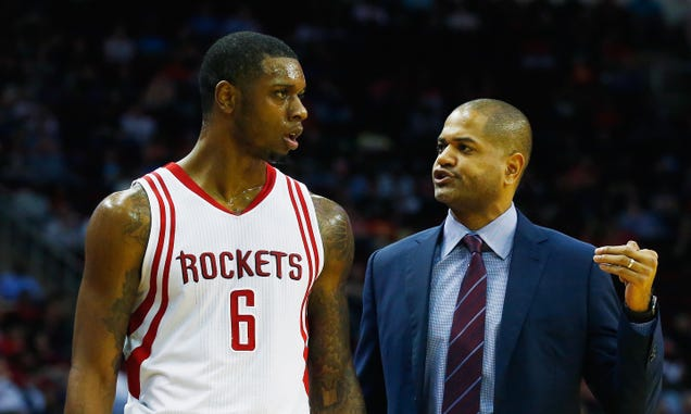 "J.B. Bickerstaff Tells Terrence Jones How To Handle ""Them …"