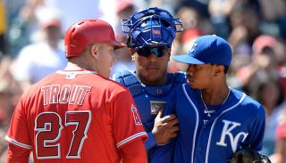 Illustration for article titled Yordano Ventura Is Baseball's Surliest Little Shit