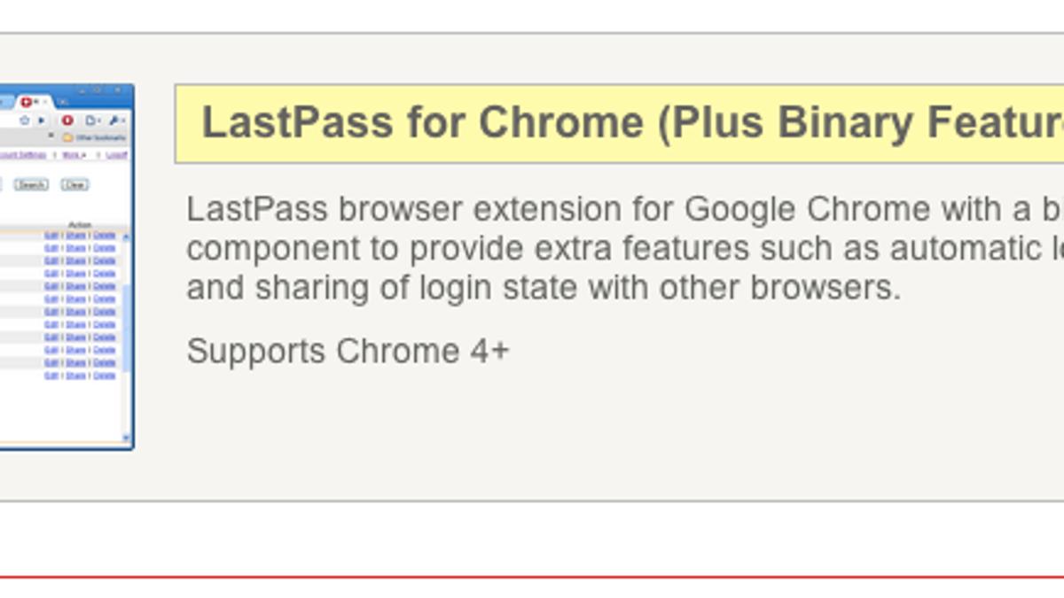 Lastpass Linux Cli