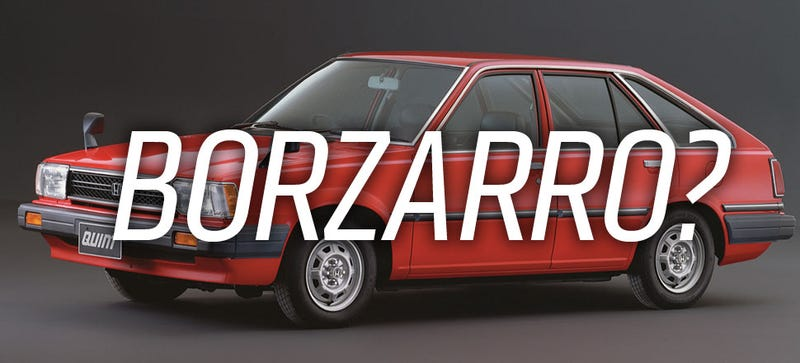 Illustration for article titled This Car Made Me Realize English Is Missing An Important Word