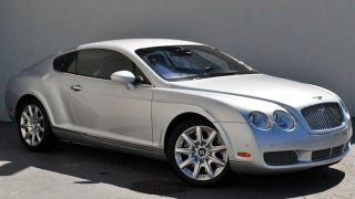 Illustration for article titled Cruise Like A Boss In A Bentley Continental GT For Only $52,000
