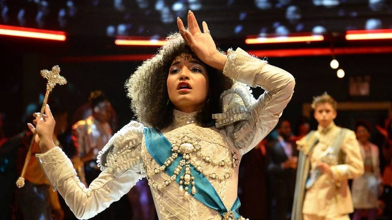 Indya Moore stars as Angel on FX's Pose.