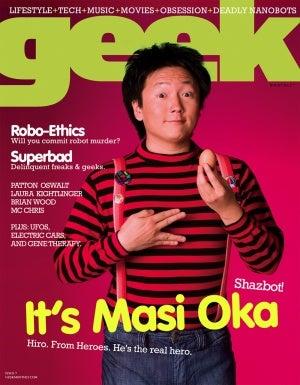 Illustration for article titled Heroes  Star Hiro Nakamura Named OLPC Ambassador