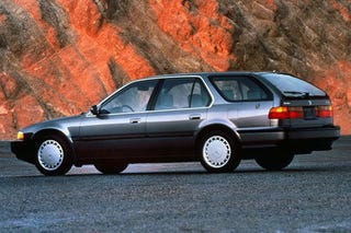 Illustration for article titled Jalopnik Commenters Hold Comment-a-thon For Accord Wagon Owner-In-Need