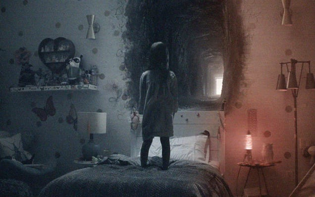 Paranormal Activity Finally Stops Teasing Us And Lets Us See The Monster