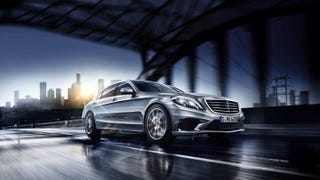 Illustration for article titled The 2015 Mercedes-Benz S63 AMG: A Big Sedan with a Rocket Engine