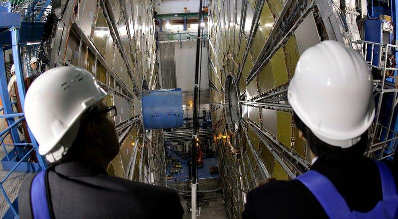 Illustration for article titled La ciencia necesita un colisionador de partículas aún más grande