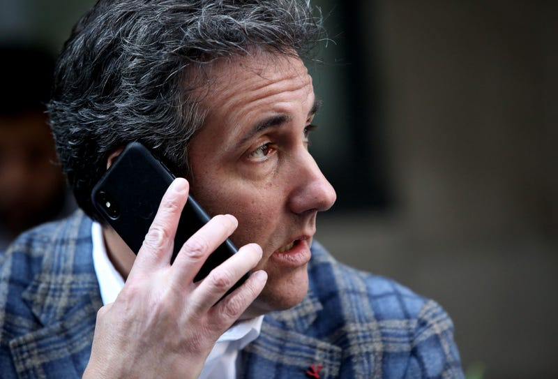Illustration for article titled An Exclusive Interview With Michael Cohen's Cellphone Who Apparently Went to Prague Without Him