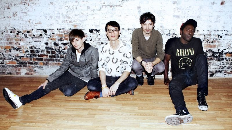 Illustration for article titled Bloc Party:Four