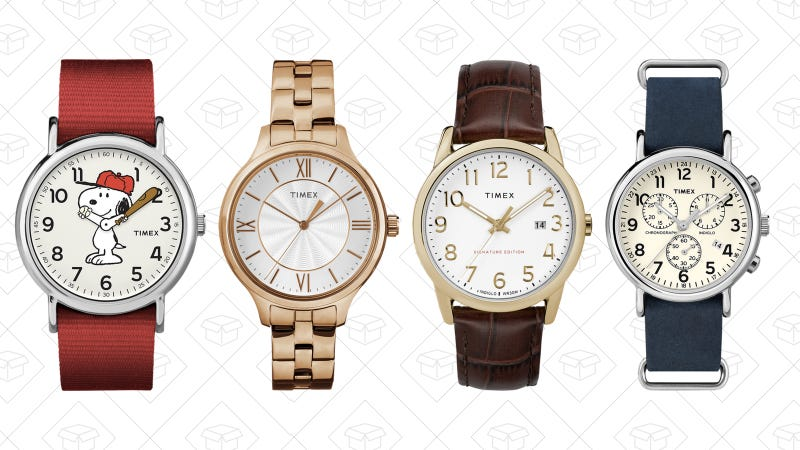 20% off, plus free shipping | Timex | Use code VIP20