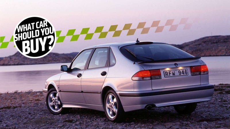 Illustration for article titled I Need Something Affordable And Funky To Replace My Dying Saab! What Car Should I Buy?