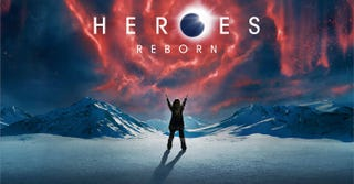 Illustration for article titled Heroes Reborn (As a good show?)