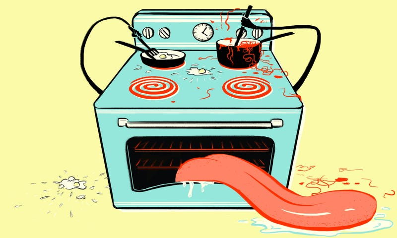 Illustration for article titled Drunk Meals 101: What To Cook When You're Totally Obliterated