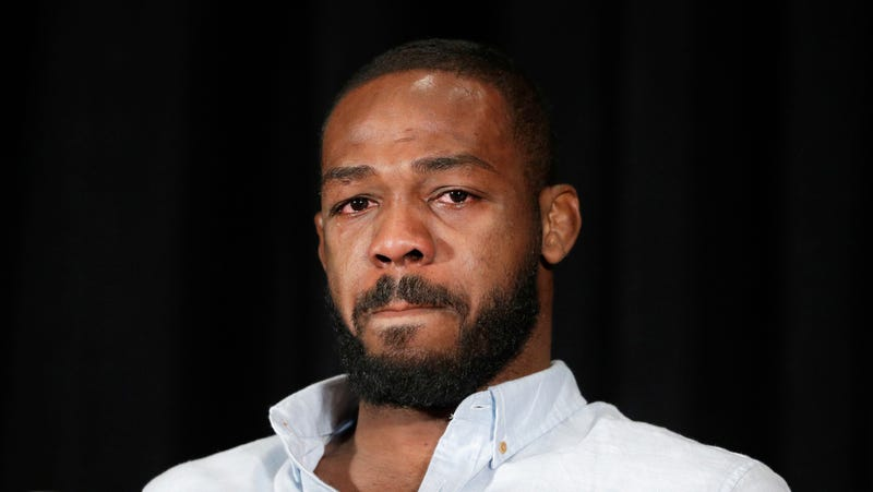 Illustration for article titled Jon Jones Throws A Hissy Fit After Reporter Asks About His Atypical Drug Test