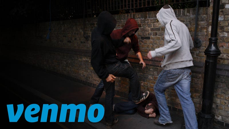 Illustration for article titled Venmo Rolls Out Feature Allowing Users To Send Goons To Collect Payment