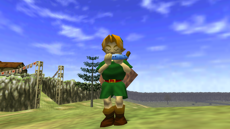 Illustration for article titled Ocarina Of Time Has A New Speedrunning Champion