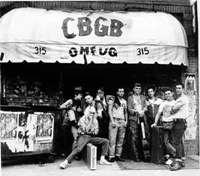 Illustration for article titled Legendary Rock Club CBGB Achieves The Impossible, Sells Out Even More