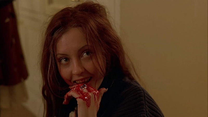 Coming-of-age means bloodshed in Ginger Snaps.