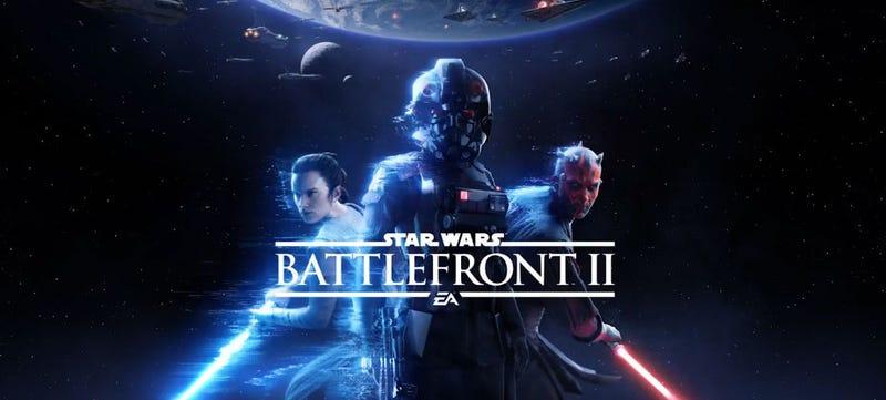 Illustration for article titled Star Wars: Battlefront II's First Trailer Leaks