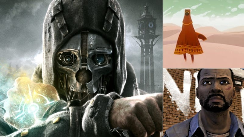 Illustration for article titled Here Are the 2012 Games That Developers Want to Give Awards to