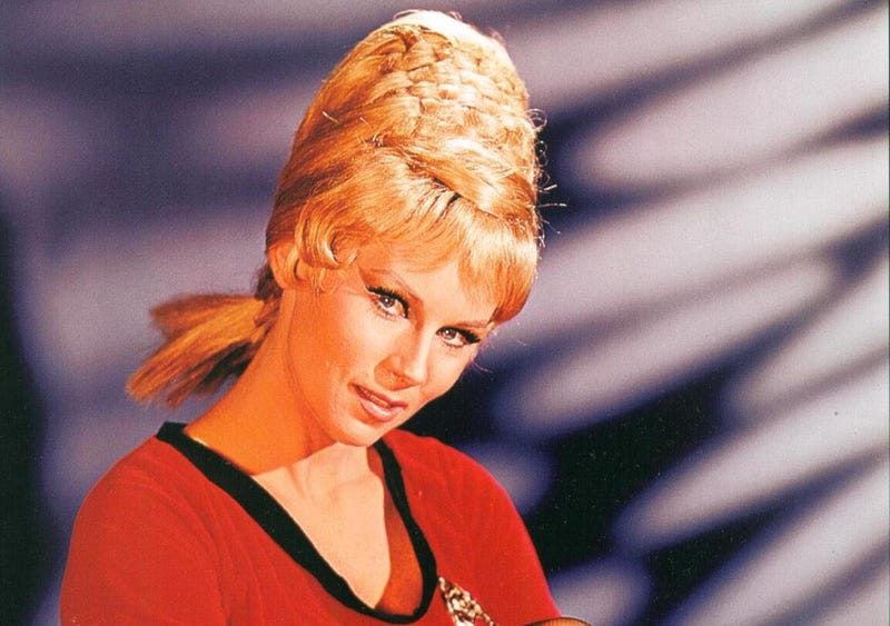 Rip Grace Lee Whitney Star Treks Yeoman Janice Rand