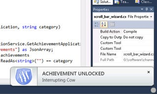 Illustration for article titled Microsoft now has Achievements for...Developers