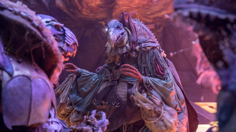 Illustration for article titled Netflix's The Dark Crystal prequel gets some wild new images and a release date