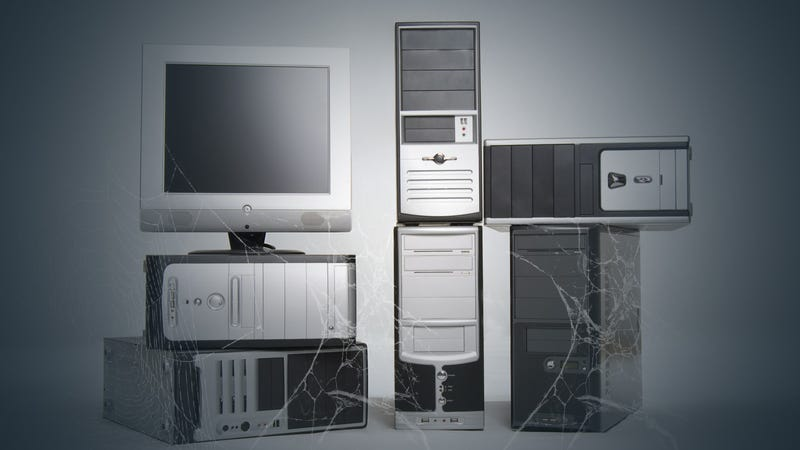 Illustration for article titled How many unused computers do you have?