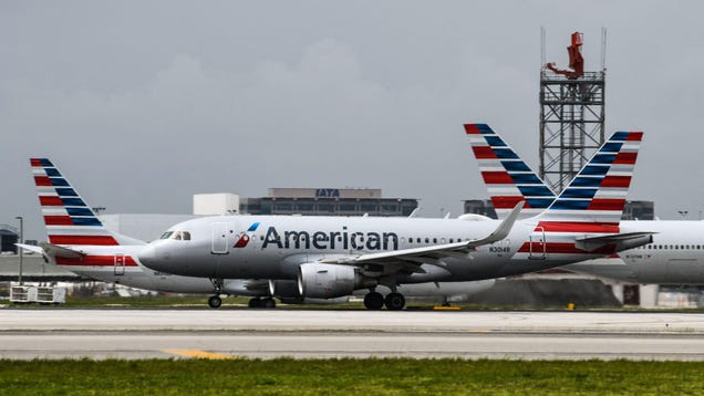 American Airlines 'Unprecedented Weather' Excuse for Canceling Flights Into July Sounds Suspect