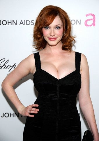 Illustration for article titled Christina Hendricks' Body Is A Role Model, According To Official