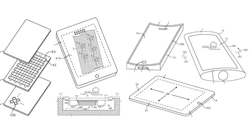 Illustration for article titled Your Future iPad's Display Might Have Built-In Speakers