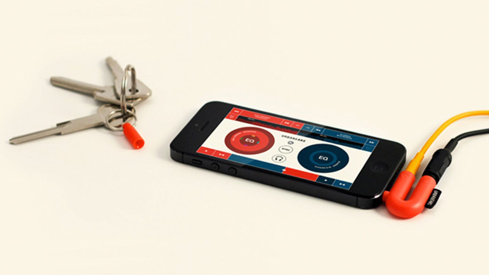 ear buds sunthanes - Become A DJ At Any Moment With This Svelt Splitter