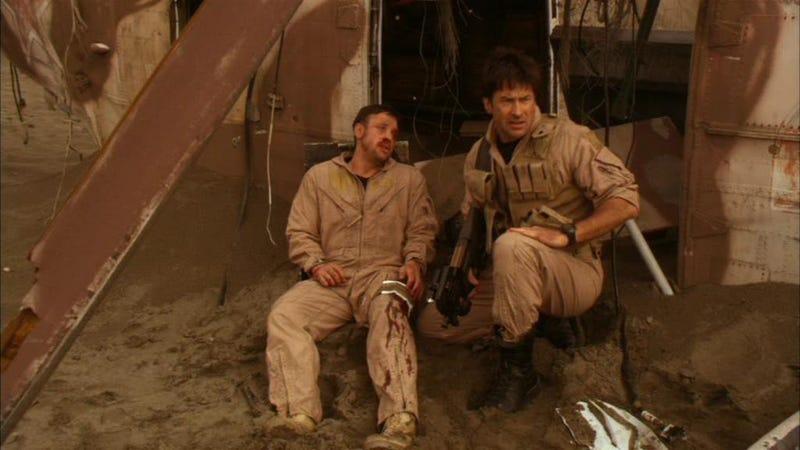 Illustration for article titled Stargate: Atlantis Rewatch - Season 3, Episode 9Phantoms& Episode 10The Return, Part One